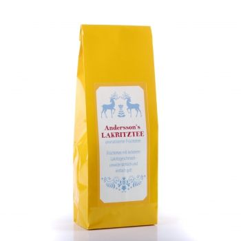 Andersson's Lakritztee 100g